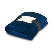 Cap Code - Fleece-Decke