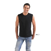 Jazzy Men's Sleevless T-Shirt