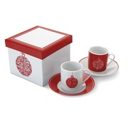 Odeon - 4-Teiliges Espresso-Set