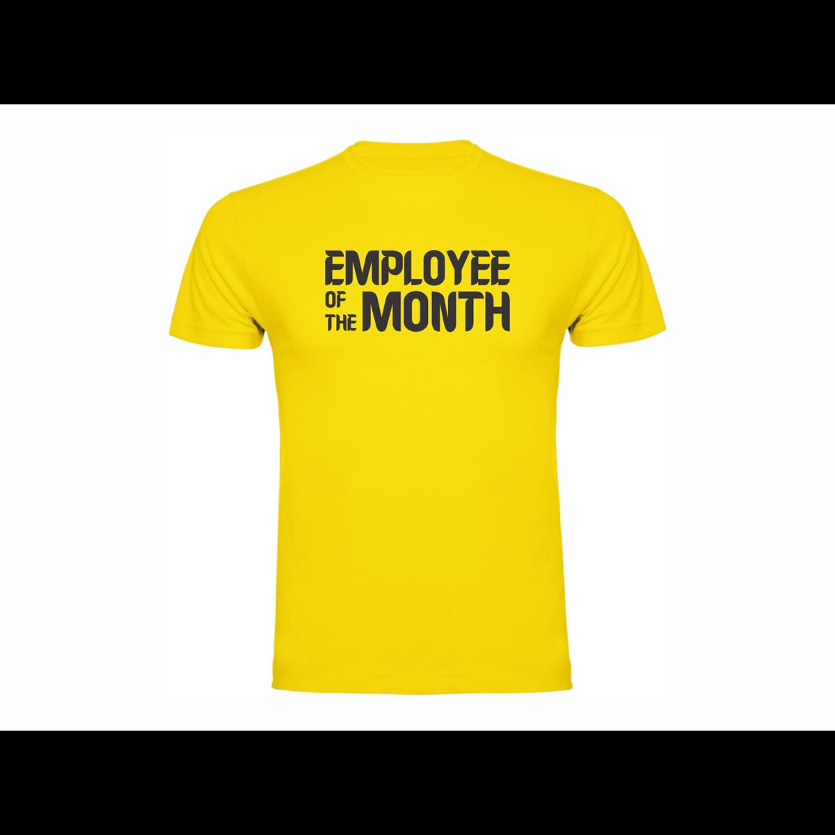 t shirt employee