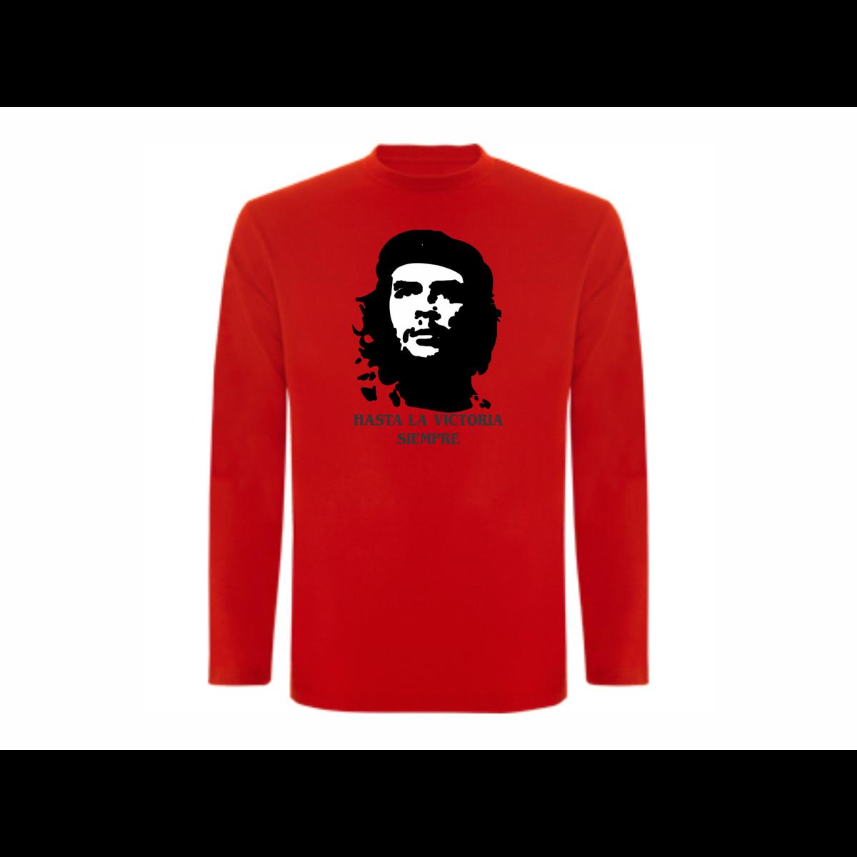 T shirt ls che guevara for Che guevara t shirt