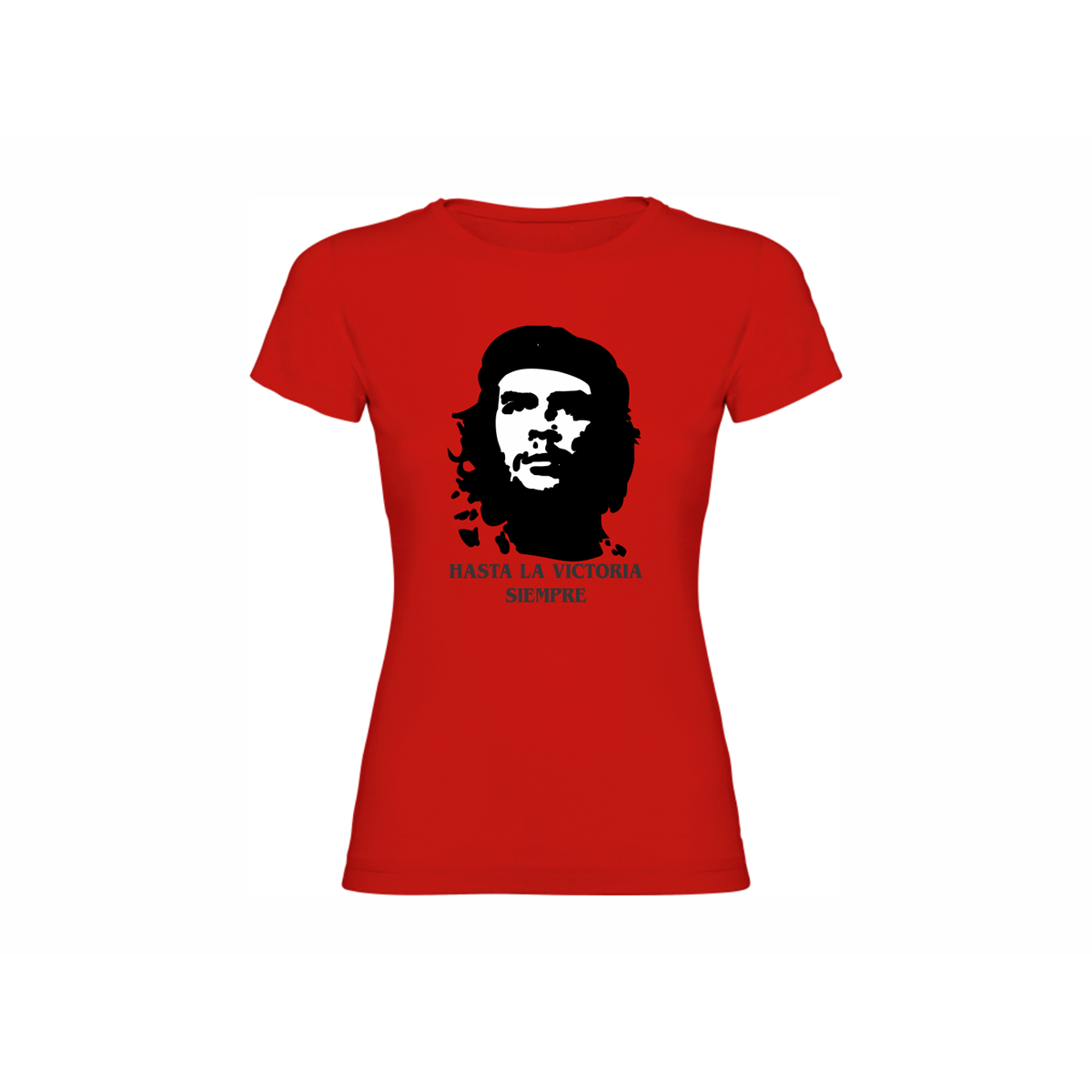 Woman T shirt Che Guevara