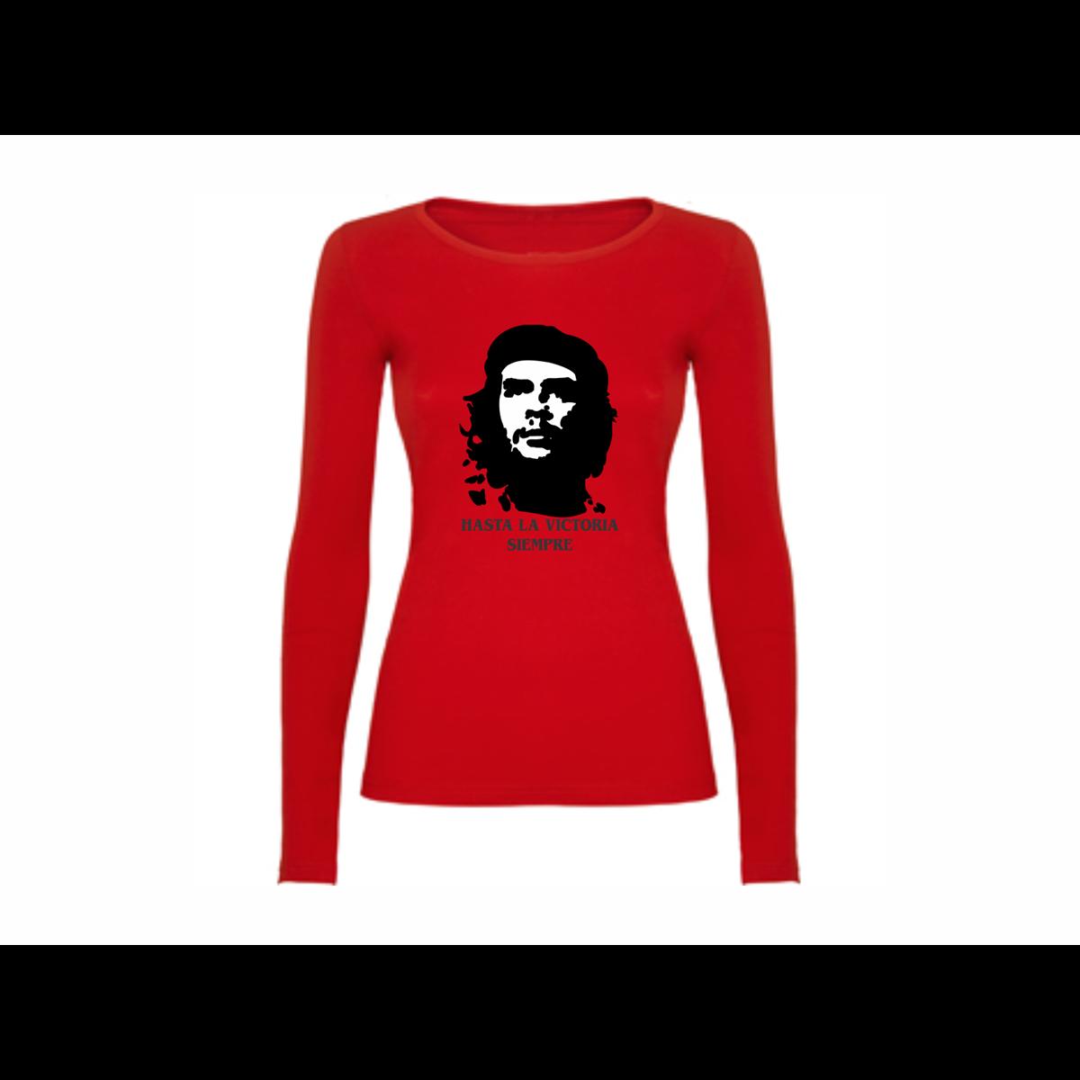 f826c58c8 Woman T shirt LS Che Guevara