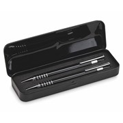 ALUCOLOR - Ball pen set in metal box