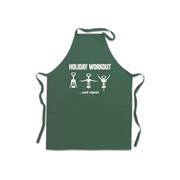 Apron Holiday Workout