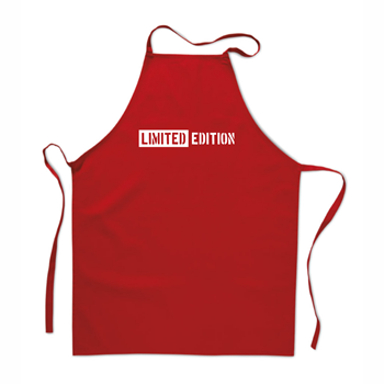 Apron Limited edition