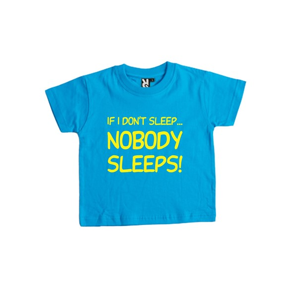 Baby T Shirt Sleep