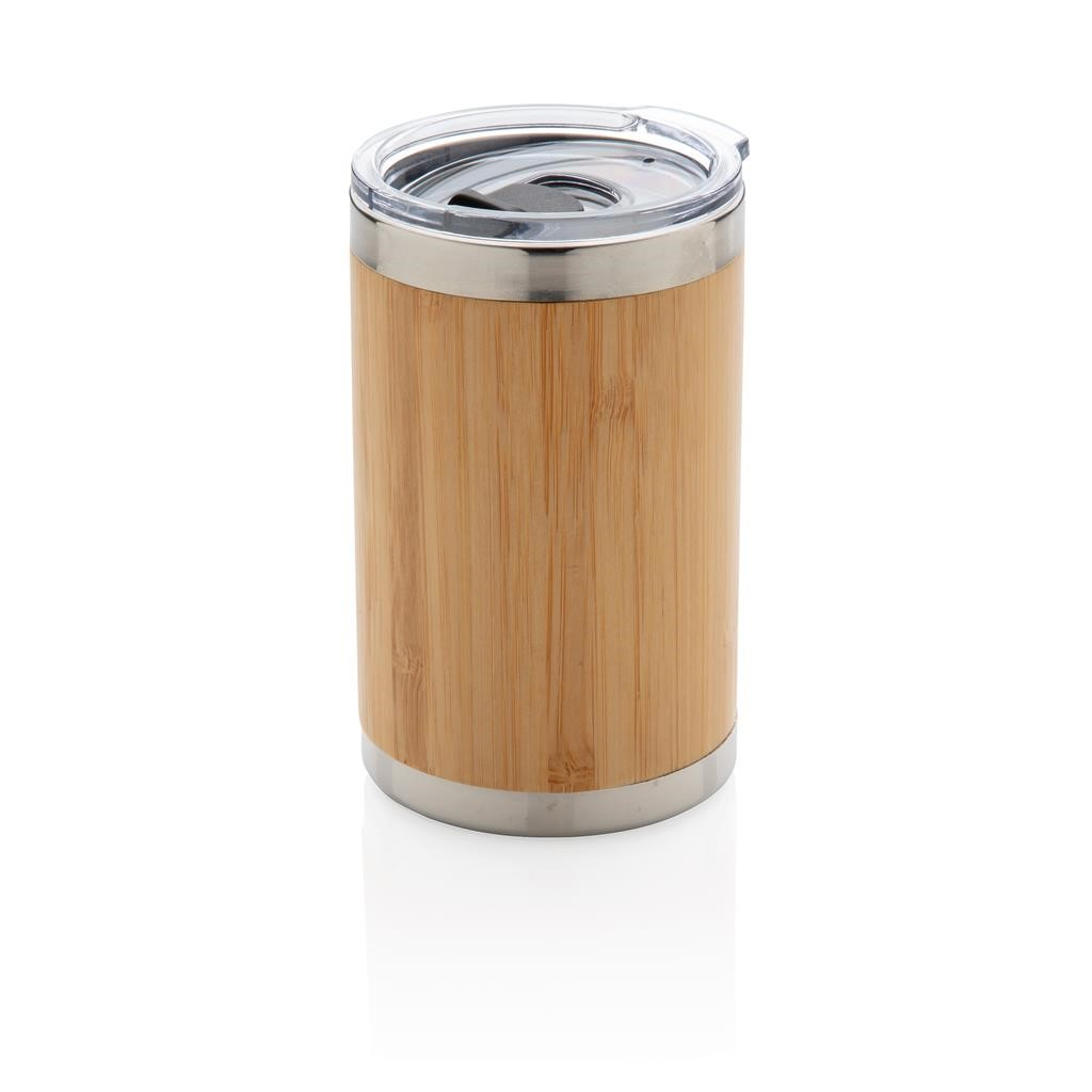BAMBOO COFFEE TO GO TUMBLER