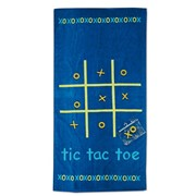 BAUMS - Tic-Tac-Toe beach towel