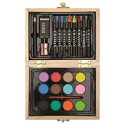 BEAU - Painting set in wooden box
