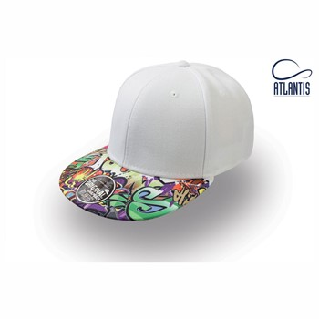 Cap Snap Colour Graffiti