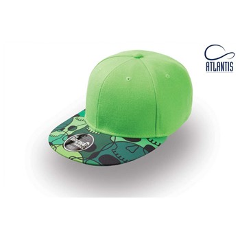 Cap Snap Colour Skull