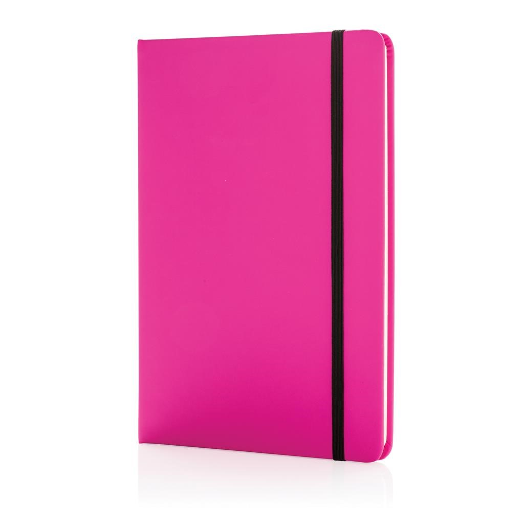 CARNET DE NOTES A5 BASIC EN PU