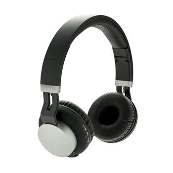 Casque audio Fusion, noir