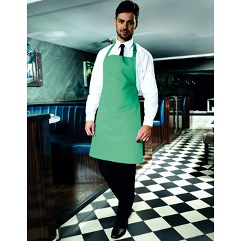 'COLOURS' BIB APRON