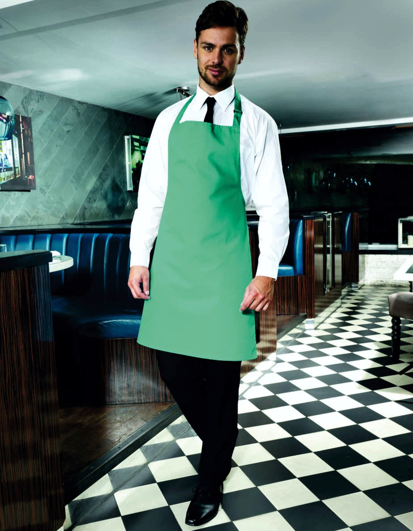 'COLOURS COLLECTION' BIB APRON
