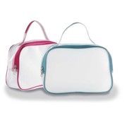Cosmonova - Transparent Cosmetic Bag