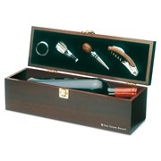 COSTI#RES - Wine set in wine box