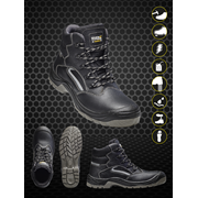 Crompton Safety Boot