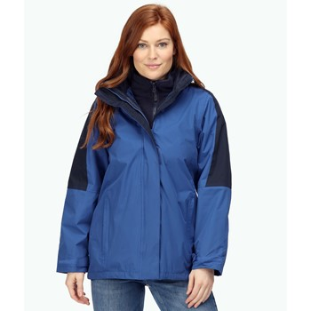Damen 3 in 1 Jacke Regatta Defender III