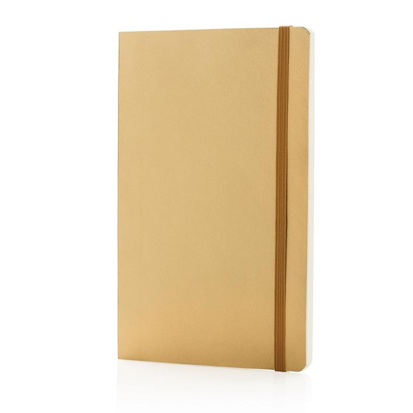 Deluxe A5 softcover notebook