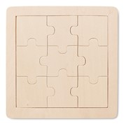 DIVERWOOD - Wooden Puzzle