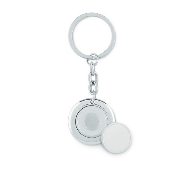 FLAT RING - Keyring with token