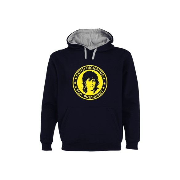 Hoodie Keith Richards
