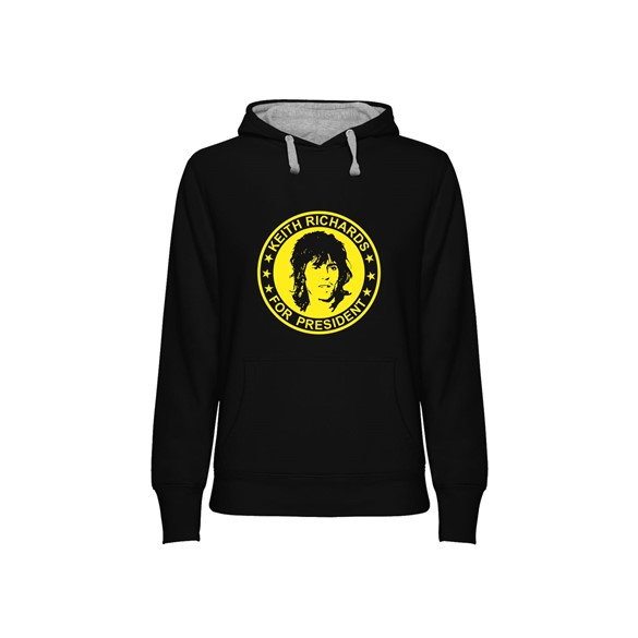 Hoodie Women's Keith Richards