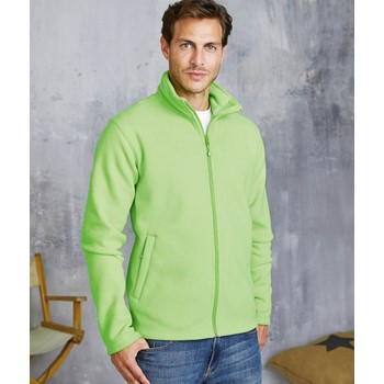 KARIBAN FALCO - ZIP THROUGH FLEECE JACKET