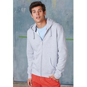 Kariban Full Zip Hooded Sweatshirt
