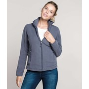 KARIBAN MAUREEN LADIES MICRO FLEECE JACKET