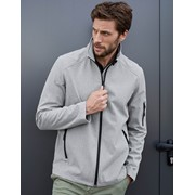 KARIBAN MENS SOFTSHELL JACKET