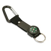 KEYMAX - Key ring with carabiner