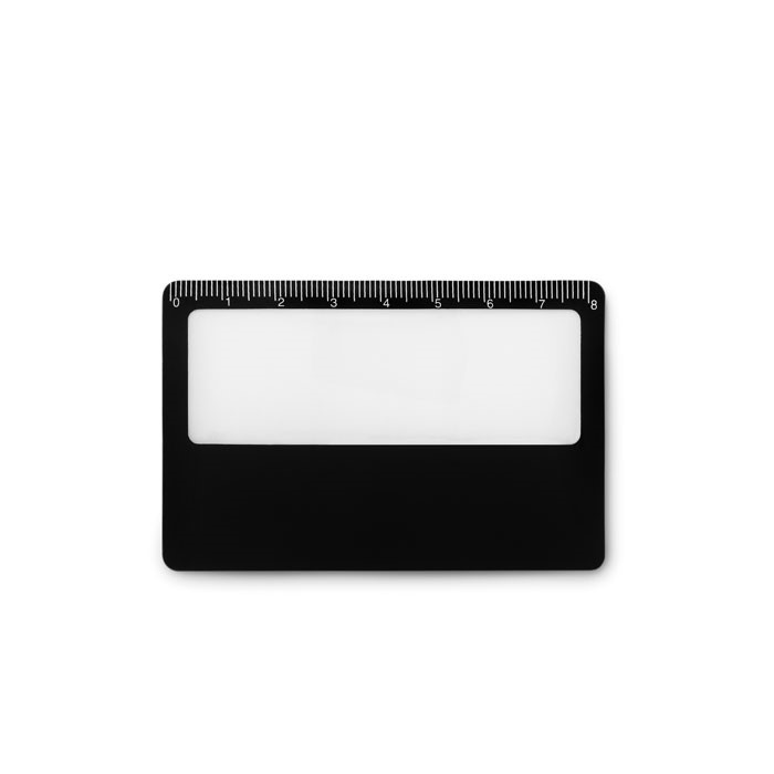 LUPA - CREDIT CARD MAGNIFIER