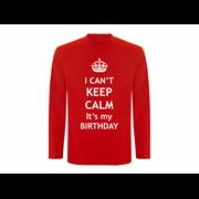 Majica DR Calm Birthday