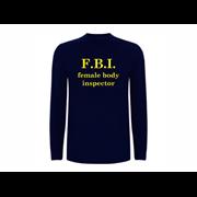 Majica DR FBI