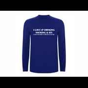 Majica DR Gave Up