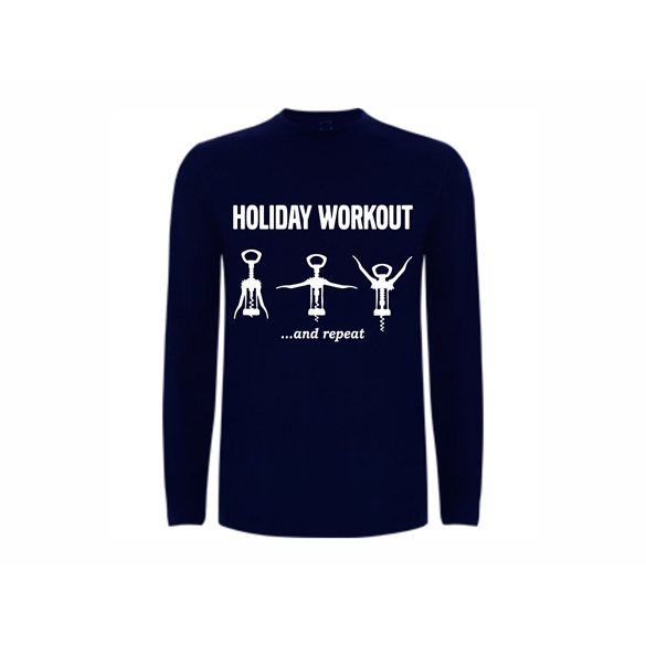Majica DR Holiday Workout