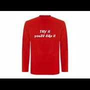 Majica DR Try it