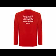 Majica DR Za hrbtom