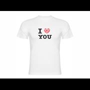 Majica I Love U