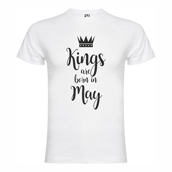 Majica Kings born May