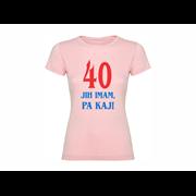 Majica ženska 40 jih imam pa kaj