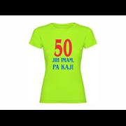 Majica ženska 50 jih imam pa kaj