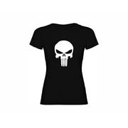 Majica ženska Angry Skull