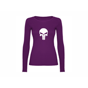 Majica ženska DR Angry Skull