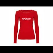 Majica ženska DR Be happy
