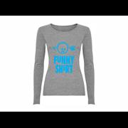 Majica ženska DR Funny Shirt