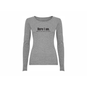 Majica ženska DR Here I am